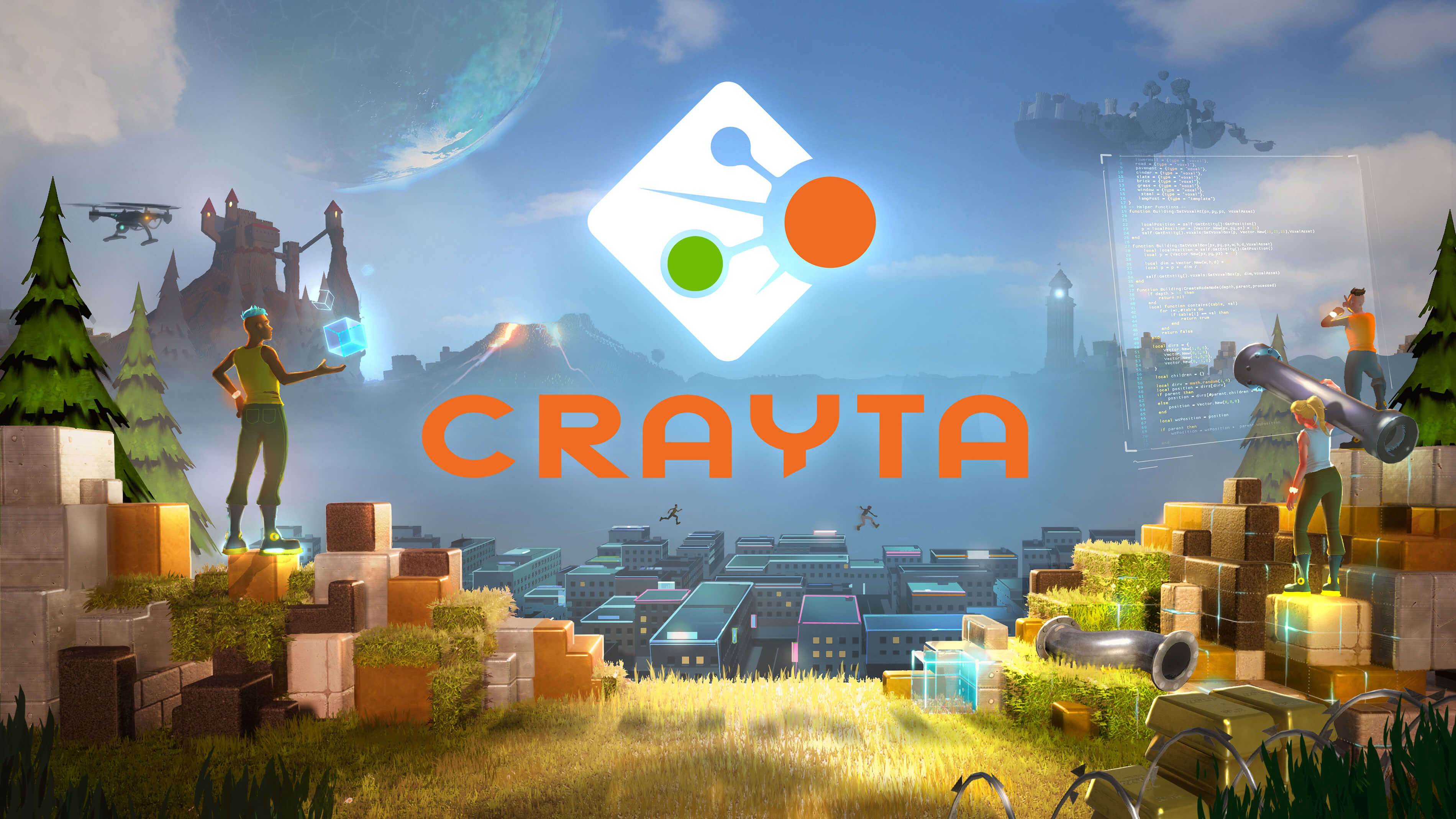 Crayta press release