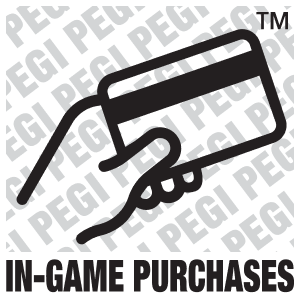 PEGI In-Game Purchases qualifier